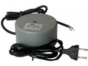 Zdroj 24VAC zalitý- tepelná pojistka s kabelem